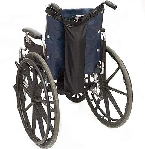 ZJWD Sauerstofftankhalter Für Rollstühle Sauerstoffrucksack Rollstuhlbeutel Beutelträger Für Rollstühle (D & E-Flaschen),One Piece
