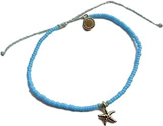 [PURAVIDA(プラヴィダ)] アンクレット Gold 3D Bitty Starfish [並行輸入品]
