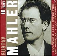 Gustav Mahler: Lieder- Symphonies Nos. 1, 2, 4, 5, 8 & 9 / Das Lied von der Erde by Dimitri Mitropoulos