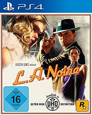 Ein düsterer und erbarmungsloser Crime-Thriller im Los Angeles der 40er Jahre!