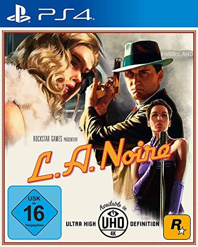 L.A. Noire - PlayStation 4 [Importación alemana]