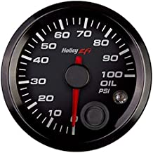 holley efi gauges