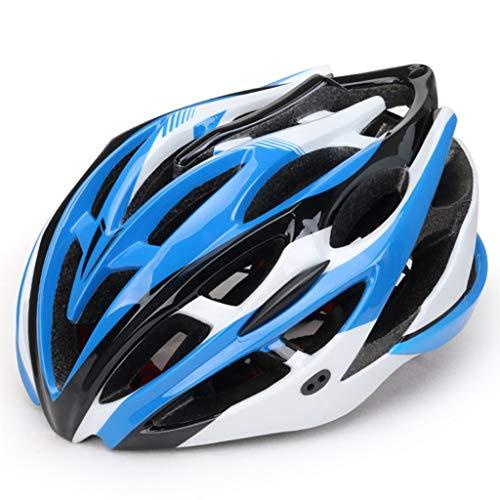La bicicleta de ciclo cascos de ciclismo for adultos casco de la...
