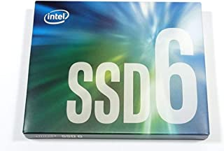 Intel 660P Series M.2 80mm 2TB SSD 3D2 QLC PCIe NVMe 1800R/1800W MB/s 220K/220K IOPS 1.6 Million Hours MTBF Solid State Drive 5yrs Wty [D10]