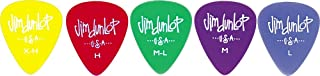 Jim Dunlop DUN GEL PCK RED/HVY 72/PK