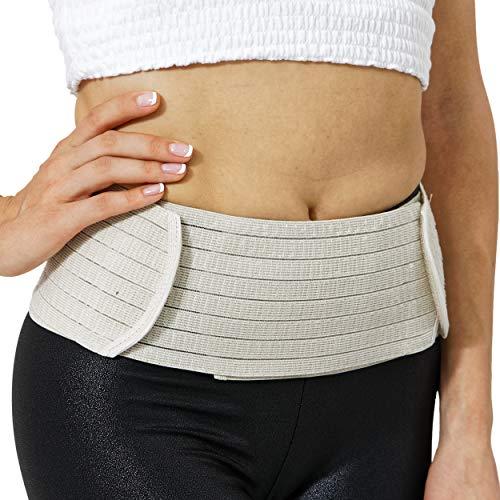 Neotech Care - Accesorio 3 en 1, faja de maternidad, faja posparto y cinturón pélvico - Material transpirable - Beige - XL