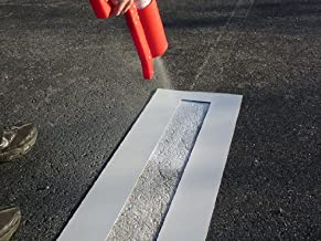 Parking LOT LINE Stencil   6 X 108 inch   60 mil Standard Grade   for Parking Lot and Pavement Lines