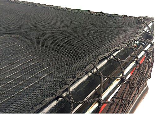 Hapro Feinmaschiges Gepäcknetz Anhängenetz Anhängerabdecknetz Abdecknetz 220 x 350cm (PN-3)