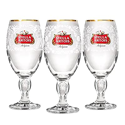 Stella Artois Limited-Edition Chalice Box-Set ? Mexico, India, and Philippines, 33cl