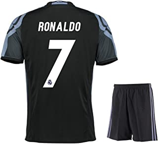 2016 Real Madrid Third Ronaldo #7 Adult 2016-2017 with Free Short a Set
