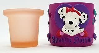 Spottie Dottie Voltive Candle Holder Retired 1997