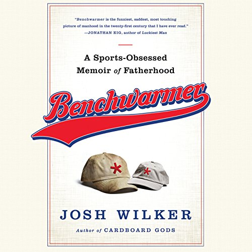 Benchwarmer audiobook cover art