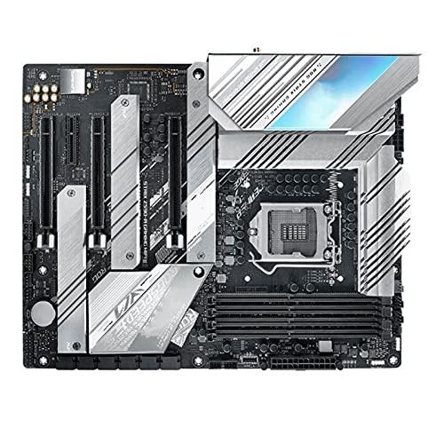WERTYU Fit for ASUS ROG Strix Z590-A Gaming WiFi Placa Base LGA 1200 DDR4 Z590 Nuevo