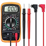DIGIFLEX Volt <span class='highlight'>Testing</span> Digital Multi<span class='highlight'>meter</span> Volt<span class='highlight'>meter</span> Am<span class='highlight'>meter</span> AC DC <span class='highlight'>Meter</span> OHM for DIY