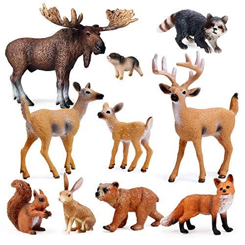 Top 10 best selling list for plastic woodland animals bulk