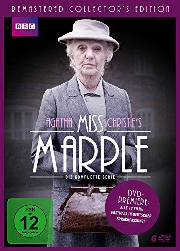 Miss Marple - Die komplette Serie [6 DVDs]