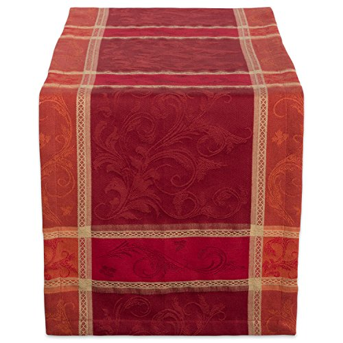 DII 14x108 Cotton Table Runner, Harvest Wheat - Perfect for Fall, Thanksgiving, Catering Events, Dinner Parties, Special Occasions or Seasonal D