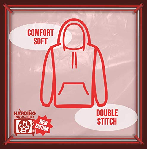 #halones - Men's Soft Graphic Hoodie Sweatshirt, Black, XXX-Large