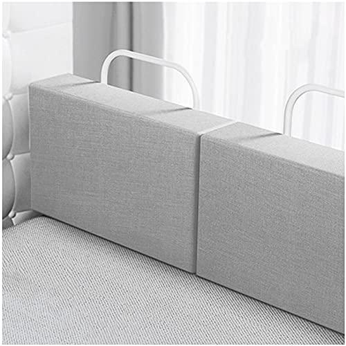 Barandilla cama Barandilla de Cama para Prevención de Caídas, Barrera de cama con protección anticaídas, Ajustable para Niños de 0 a 7 años Fácil de instalar, lavable