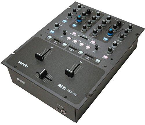 Rane SixtyOne Mixer DJ 2Kanal mit Schnittstelle Serato