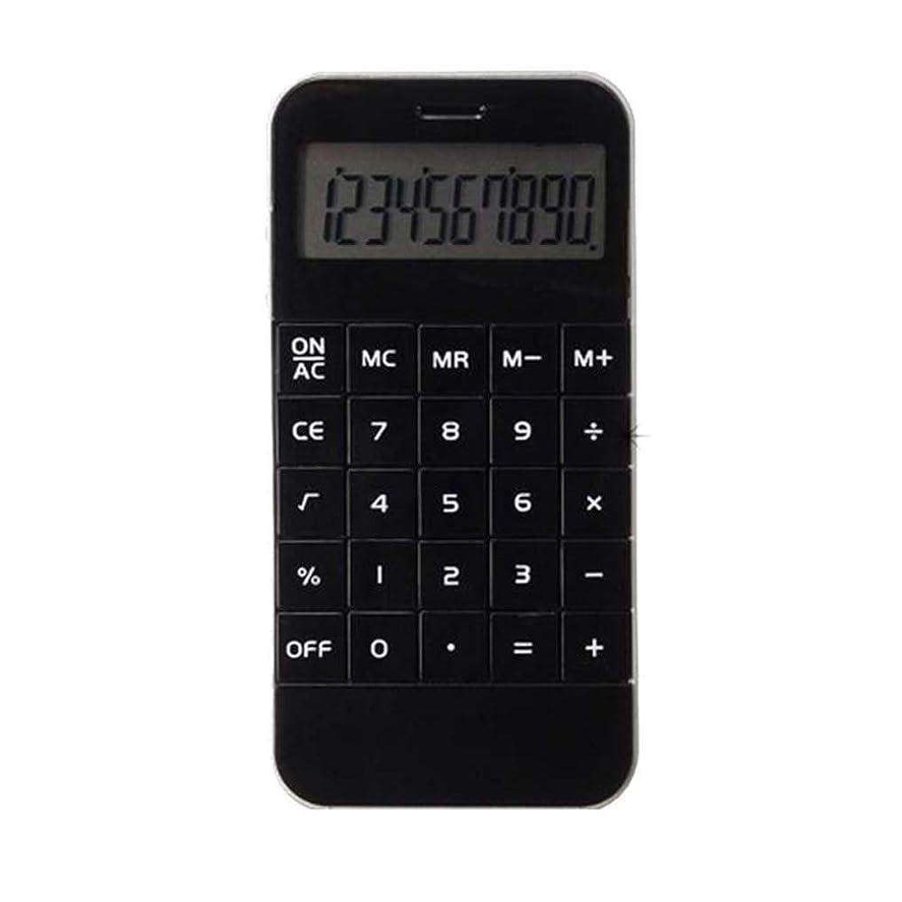 実現可能性血アコードGoshang 電卓 10桁 ビジネス電卓 おしゃれ