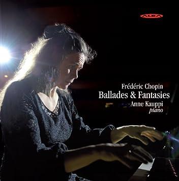 Chopin, F.: Ballades and Fantasies