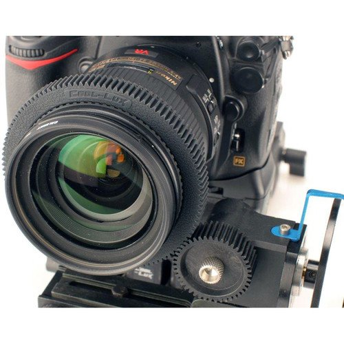 Cool-Lux LuxGear LG8283 Follow Focus Gear Ring for 82 to 83.9mm Lens
