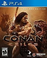 Conan Exiles Day One Edition PlayStation 4 コナンエグザイルズデイワンエディション プレイステーション4北米英語版 [並行輸入品]