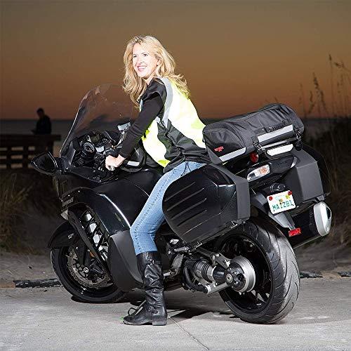 ZTKBG Motocross Reflecterende Vest Veiligheidsvest Nacht Lijn Kleding Motorkleding Jersey Mannen Zomer Uitrusting