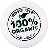 Eurodisc 175g 4.0 Ultimate Frisbee Flying Disc 100% Bio Kunststoff Weiss
