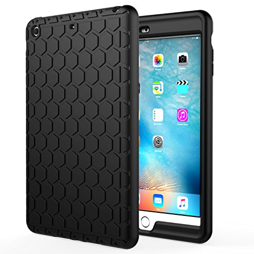 MoKo Case for iPad Mini 3/2 / 1 - [Honey Comb Series] Light Weight Shock...