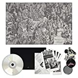 BLACKPINK ROSE 1st Single Album [-R-] CD + Photobook + Lyrics Paper + Sticker Set + Postcard + Polaroid
