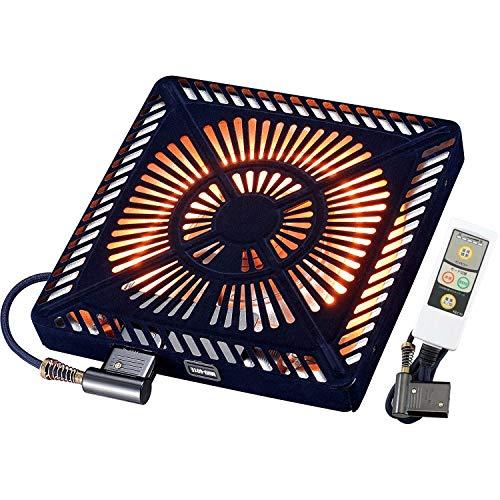 [山善] こたつ用取替ヒーターユニット(600W) 速暖ヒーター YHF-HD604E [メーカー保証1年]
