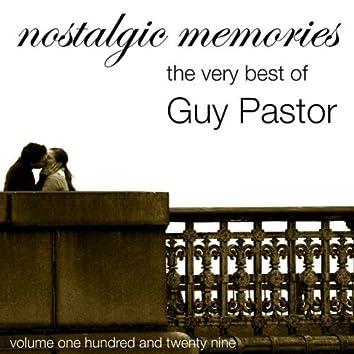 Nostalgic Memories-The Very Best Of Guy Pastor-Vol. 129