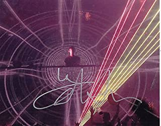 Calvin Harris Signed 8x10 Photo w/COA I Created Disco EDM Dubstep #4