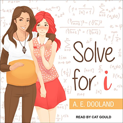 Solve for i audiobook cover art