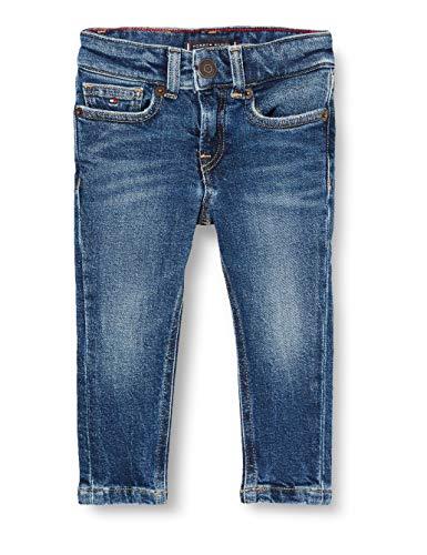 Tommy Hilfiger Jungen Spencer Slim Post Codbprc Jeans, Postconsumer, 8