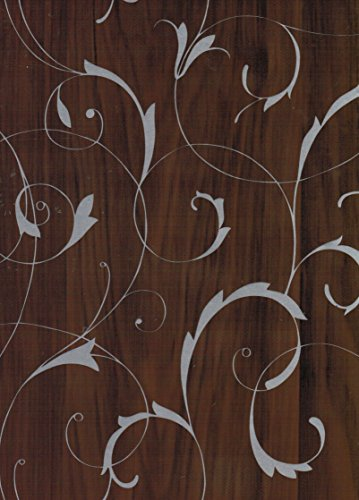 MOTIV 69 Plakfolie 5 m x 45 cm zelfklevend houten decoratiefolie decoratiefolie kastfolie motieffolie