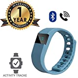 Yonovo Smart Sport Bracelet TW64 Smartband Wristband Fitness Tracker Bluetooth 4.0 Time Display