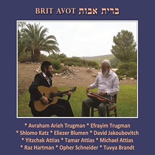 Avraham Arieh Trugman, Efrayim Trugman & Shlomo Katz