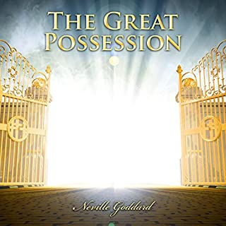 The Great Possession audiobook cover art
