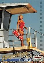 Pamela Anderson trading card Baywatch 1995 #89 C.J. Parker