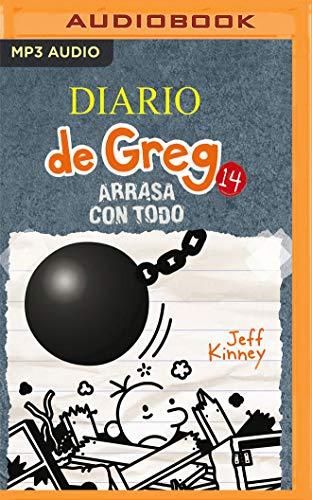 Arrasa con todo: 14 (Diario de Greg)