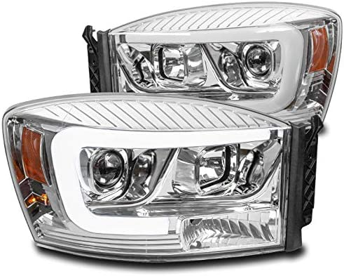 ZMAUTOPARTS LED Chrome Projector All items Excellence free shipping 2006-2 Headlamps For Headlights