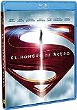 El Hombre De Acero Blu-Ray [Blu-ray]