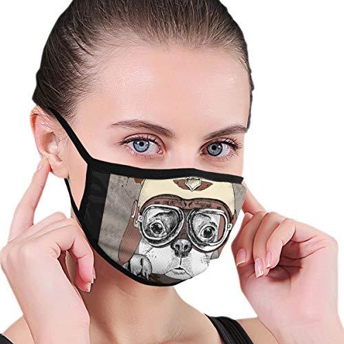 Nonbrand Hunde-Maske, bequem, Aktivkohle-Maske, Gesichts-Dekoration für Kinder und Jugendliche