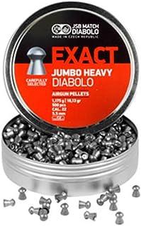 JSB Diabolo Exact .22 Caliber Air Gun Pellets