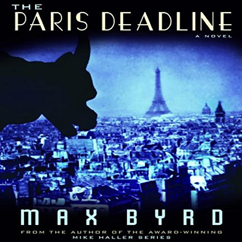 The Paris Deadline audiobook cover art