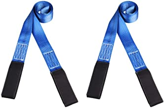 Big Autoparts 2 Pcs Lifting Sling 6 feet by 2 inch Strong...