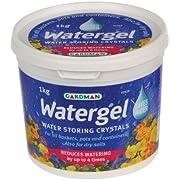 Gardman 02322 Watergel Tub, Multi-Colour, 1 kg